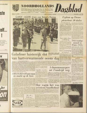 Noordhollands Dagblad : dagblad voor Alkmaar en omgeving 1959-07-09