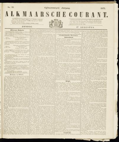 Alkmaarsche Courant 1873-08-17