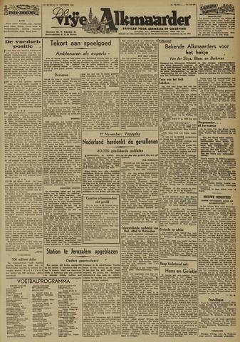 De Vrije Alkmaarder 1946-10-31