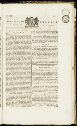 Alkmaarsche Courant 1837-03-13