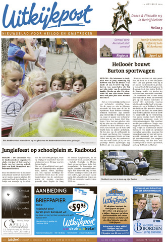 Uitkijkpost : nieuwsblad voor Heiloo e.o. 2014-09-24