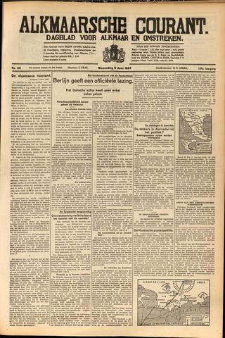 Alkmaarsche Courant 1937-06-09