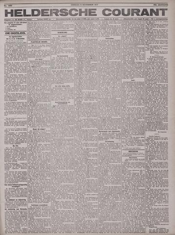Heldersche Courant 1917-11-06