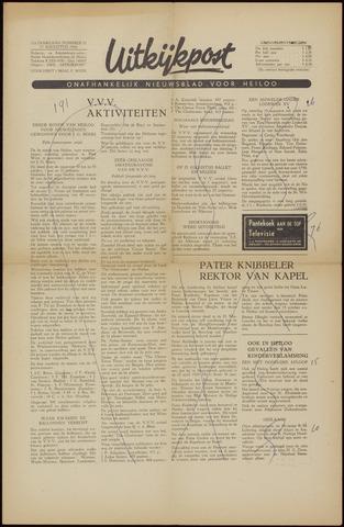 Uitkijkpost : nieuwsblad voor Heiloo e.o. 1956-08-17