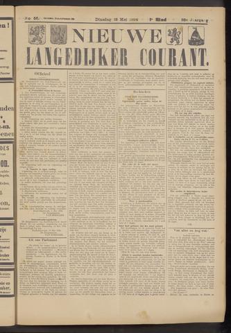 Nieuwe Langedijker Courant 1924-05-13