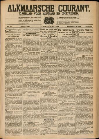 Alkmaarsche Courant 1930-07-25