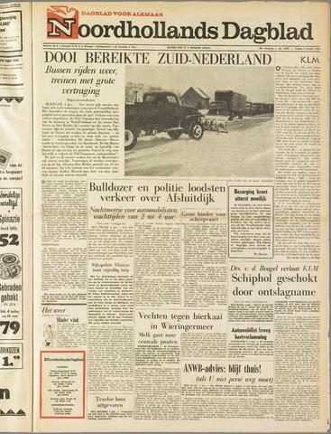 Noordhollands Dagblad : dagblad voor Alkmaar en omgeving 1963-01-04