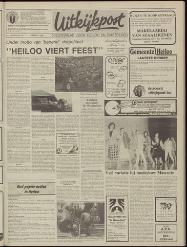 Uitkijkpost : nieuwsblad voor Heiloo e.o. 1986-03-19