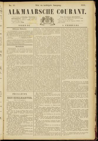 Alkmaarsche Courant 1881-02-04