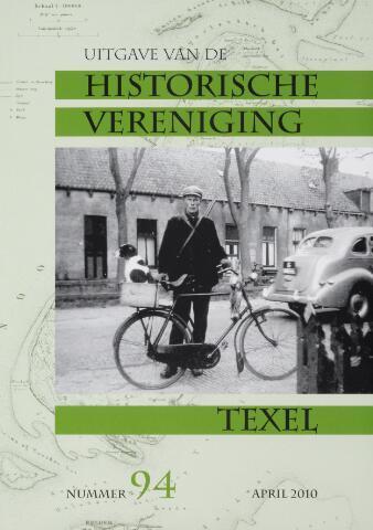 Uitgave Historische Vereniging Texel 2010-04-01