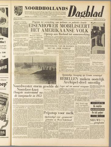 Noordhollands Dagblad : dagblad voor Alkmaar en omgeving 1958-01-10