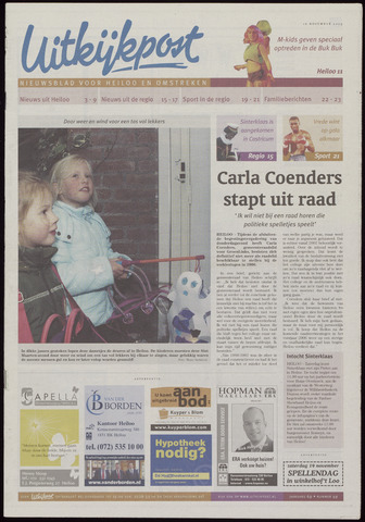 Uitkijkpost : nieuwsblad voor Heiloo e.o. 2005-11-16