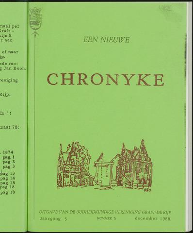 Een Nieuwe Chronyke van het Schermereiland 1988-12-01