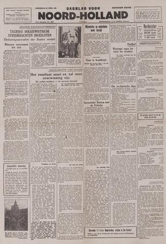 Dagblad Noord-Holland, Schager editie 1943-02-25