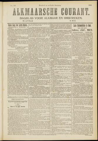 Alkmaarsche Courant 1914-05-11