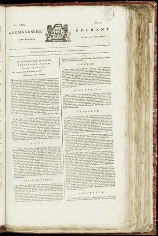 Alkmaarsche Courant 1819-09-13