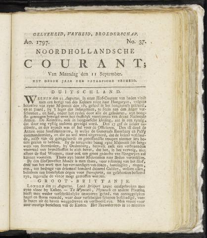 Noordhollandsche Courant 1797-09-11