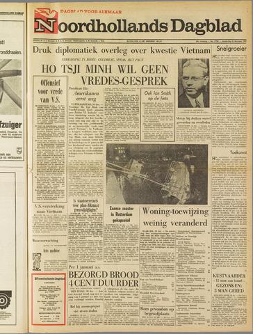 Noordhollands Dagblad : dagblad voor Alkmaar en omgeving 1965-12-30