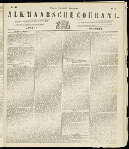 Alkmaarsche Courant 1872-10-13
