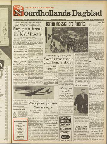 Noordhollands Dagblad : dagblad voor Alkmaar en omgeving 1968-02-22