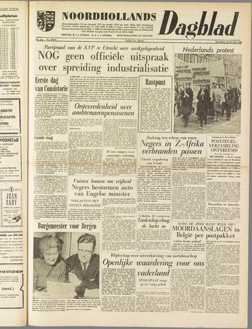 Noordhollands Dagblad : dagblad voor Alkmaar en omgeving 1960-03-28