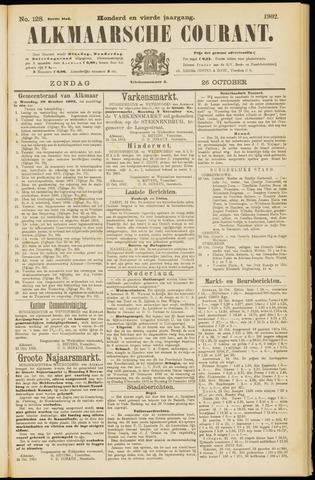 Alkmaarsche Courant 1902-10-26