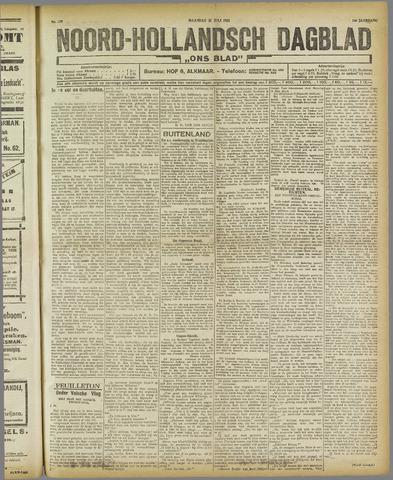 Ons Blad : katholiek nieuwsblad voor N-H 1921-07-25