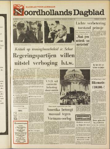 Noordhollands Dagblad : dagblad voor Alkmaar en omgeving 1969-10-15