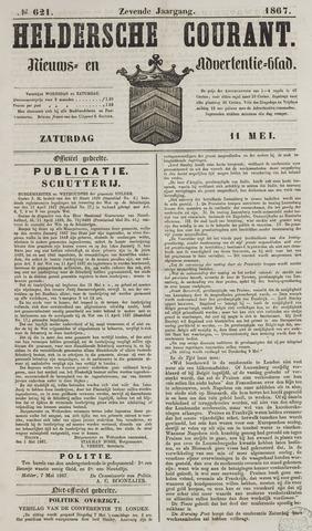 Heldersche Courant 1867-05-11