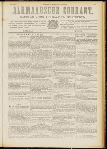 Alkmaarsche Courant 1915-06-15