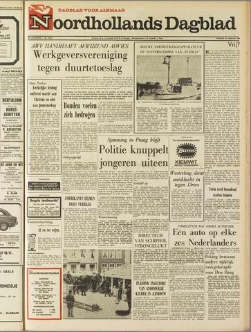 Noordhollands Dagblad : dagblad voor Alkmaar en omgeving 1969-01-28