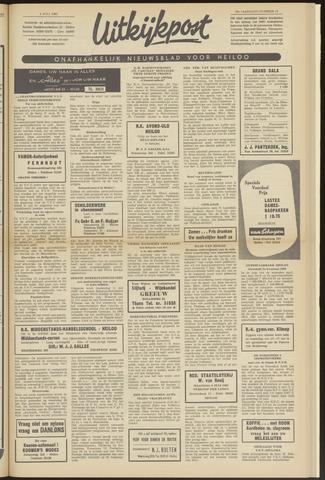 Uitkijkpost : nieuwsblad voor Heiloo e.o. 1963-07-04
