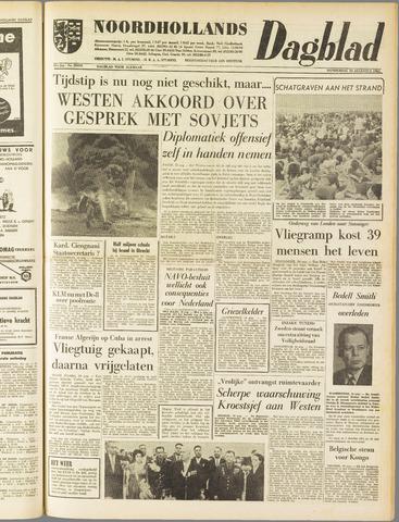 Noordhollands Dagblad : dagblad voor Alkmaar en omgeving 1961-08-10