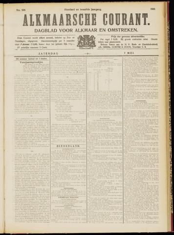 Alkmaarsche Courant 1910-05-07