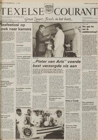 Texelsche Courant 1986-08-26