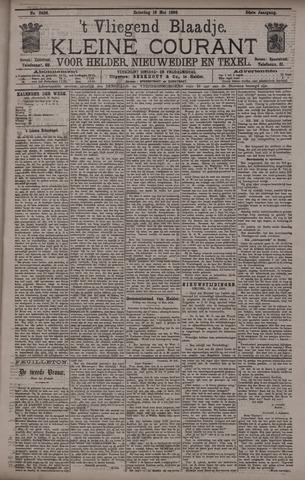 Vliegend blaadje : nieuws- en advertentiebode voor Den Helder 1896-05-16