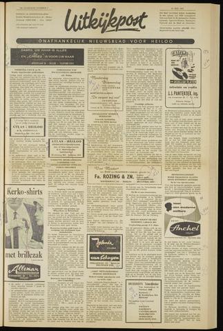 Uitkijkpost : nieuwsblad voor Heiloo e.o. 1961-05-10
