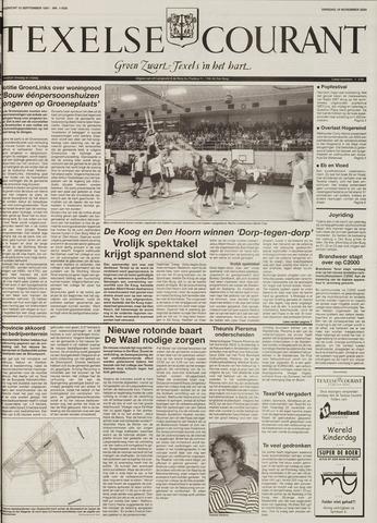 Texelsche Courant 2004-11-16