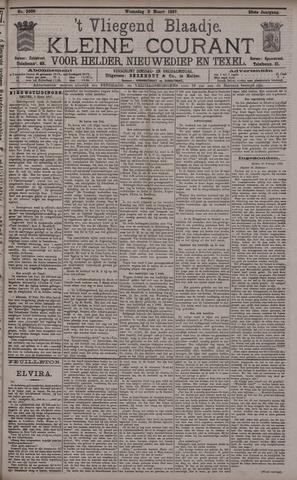 Vliegend blaadje : nieuws- en advertentiebode voor Den Helder 1897-03-03