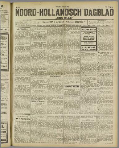 Ons Blad : katholiek nieuwsblad voor N-H 1922-02-16