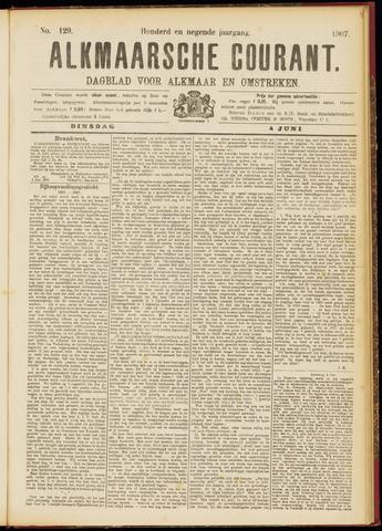 Alkmaarsche Courant 1907-06-04
