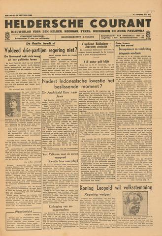 Heldersche Courant 1946-01-21