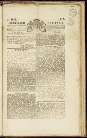 Alkmaarsche Courant 1845-02-17