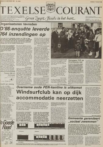 Texelsche Courant 1986-03-11