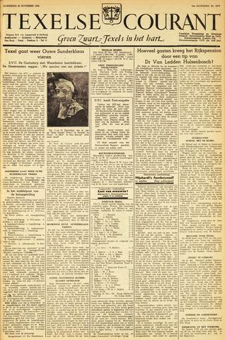 Texelsche Courant 1950-11-22