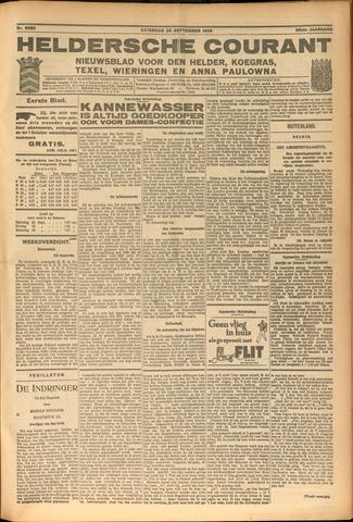 Heldersche Courant 1928-09-22