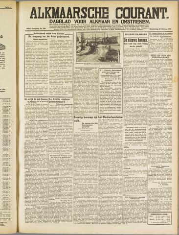 Alkmaarsche Courant 1941-10-30