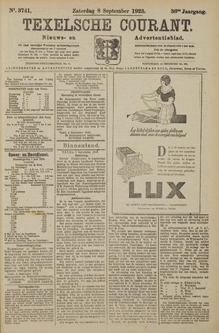 Texelsche Courant 1923-09-08