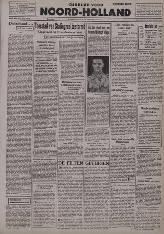 Dagblad Noord-Holland, Schager editie 1942-10-03