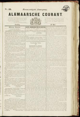 Alkmaarsche Courant 1864-05-29